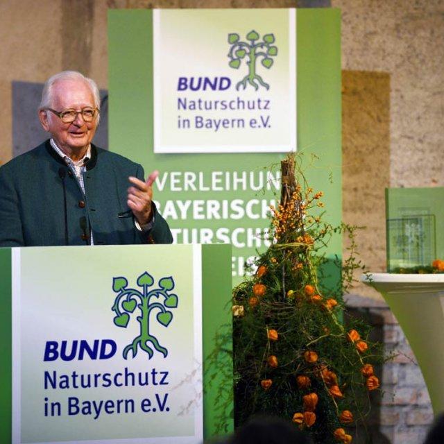 Karl Ludwig Schweisfurth, BUND Preisverleihung