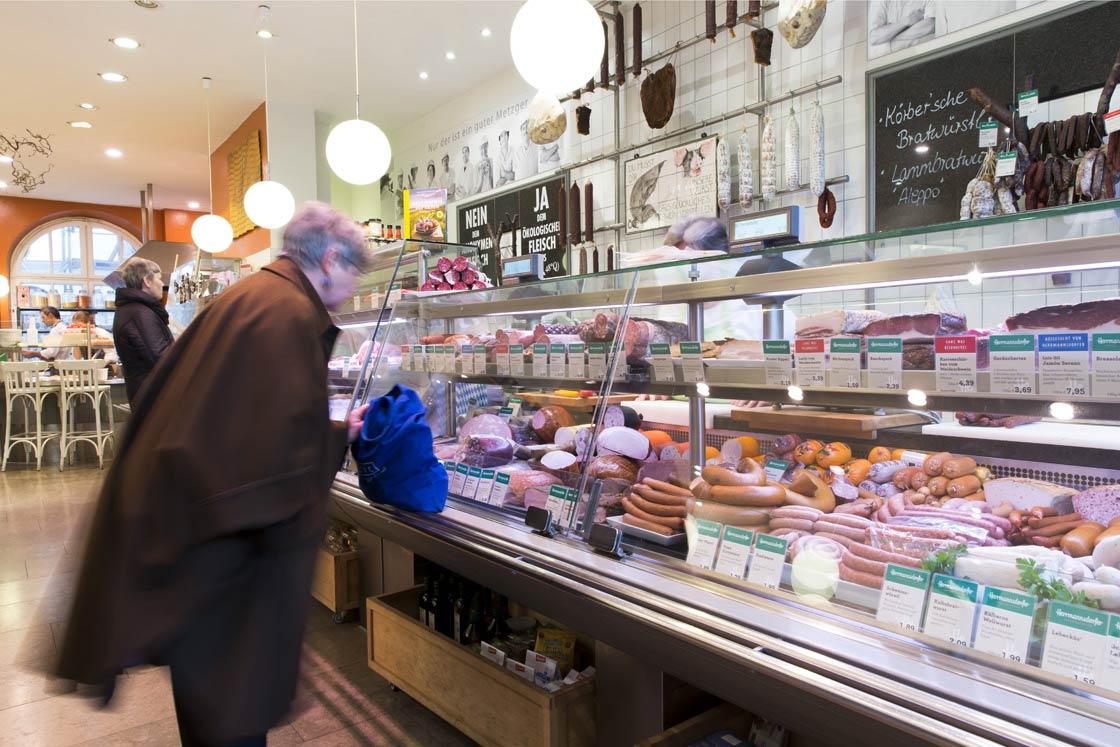 Herrmannsdorfer am Vikualienmarkt