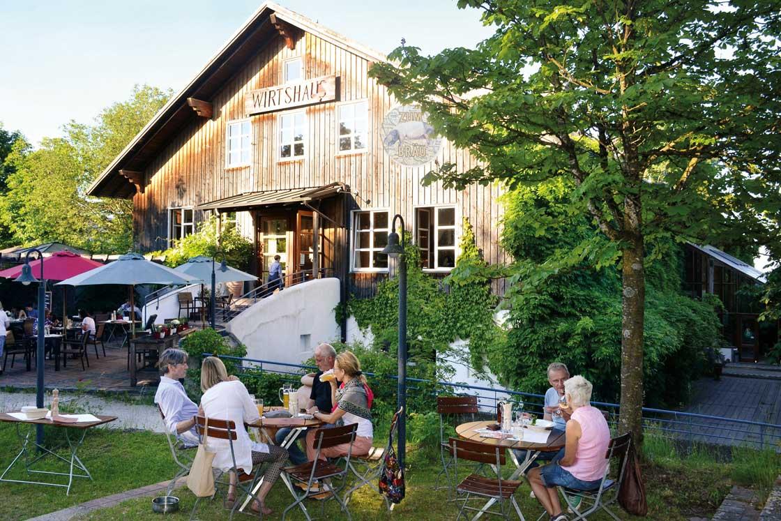 Herrmannsdorfer Wirtshaus zum Schweinsbräu