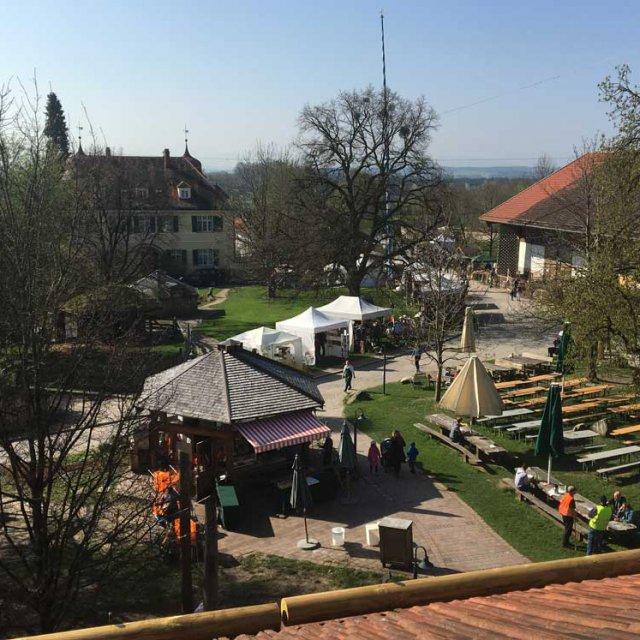Herrmannsdorfer Fruehlingsmarkt