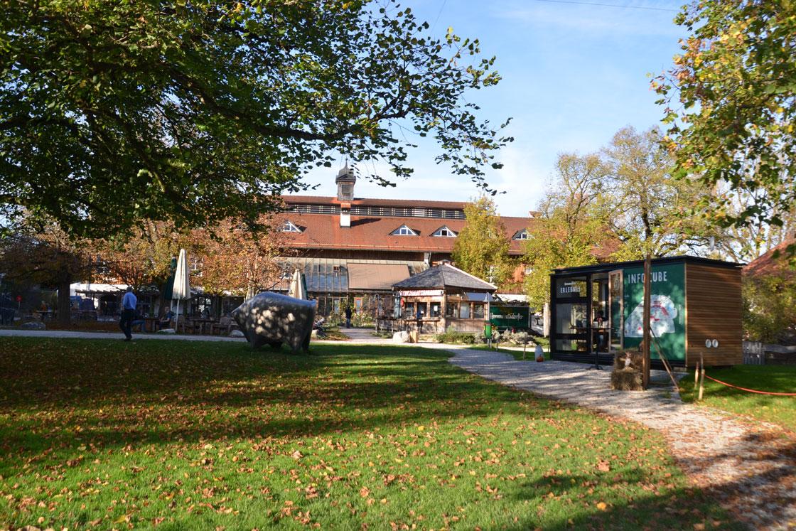 Herrmannsdorf im Herbst
