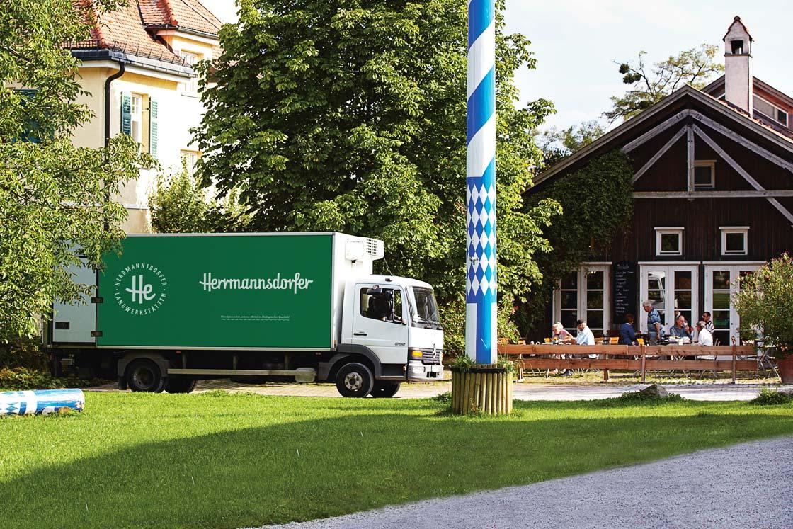 Herrmannsdorfer Geschäfte in Glonn und München
