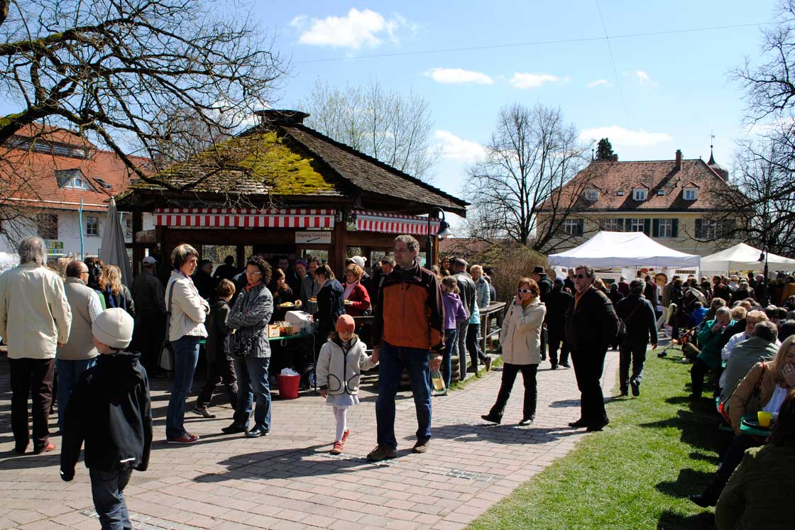 Herrmannsdorfer Frühlingsmarkt