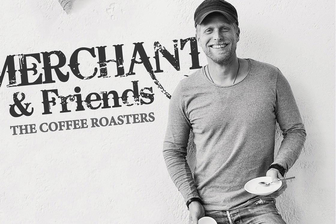 Kaffeerösterei Merchant and Friends
