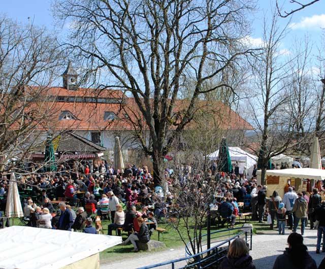 Herrrmannsdorfer Frühlingsmarkt