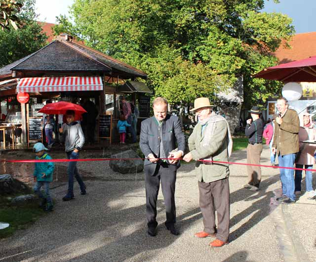 Herrmannsdorfer Erlebnis - Eröffnungsfest