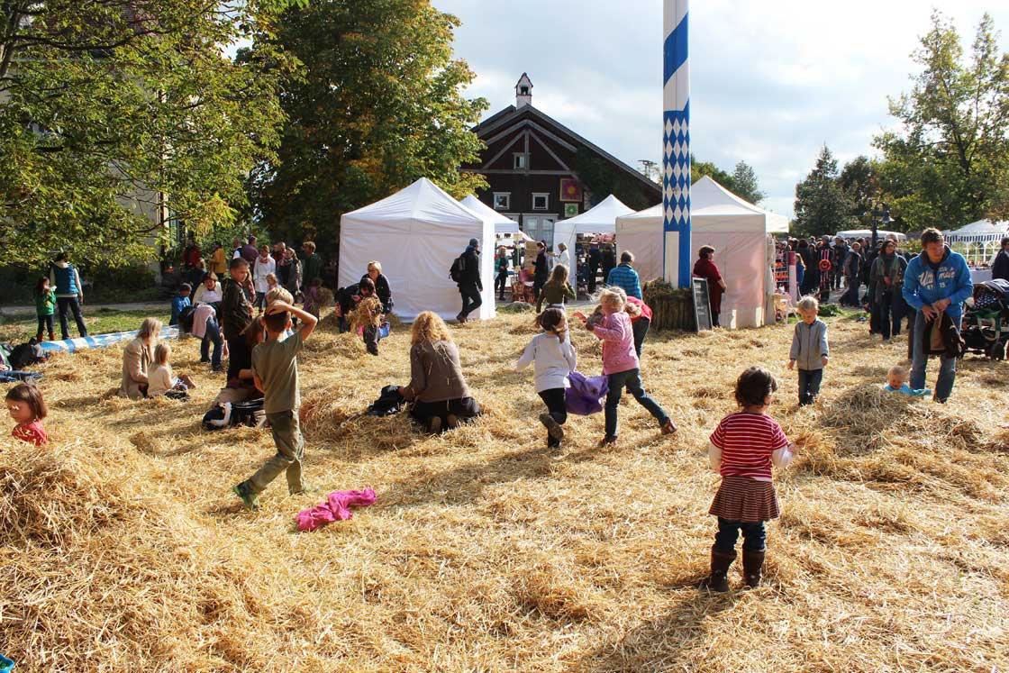 Erntedankfest in Herrmannsdorf