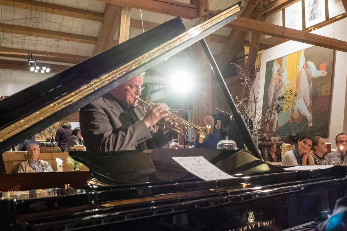 Mittwochsmusik im Herrrmannsdorfer Wirtshaus
