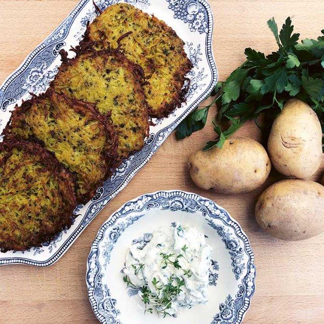 Herrmannsdorfer Kartoffelrösti