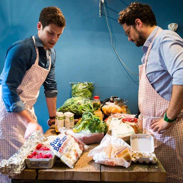 Kuhn und Kress kochen krass