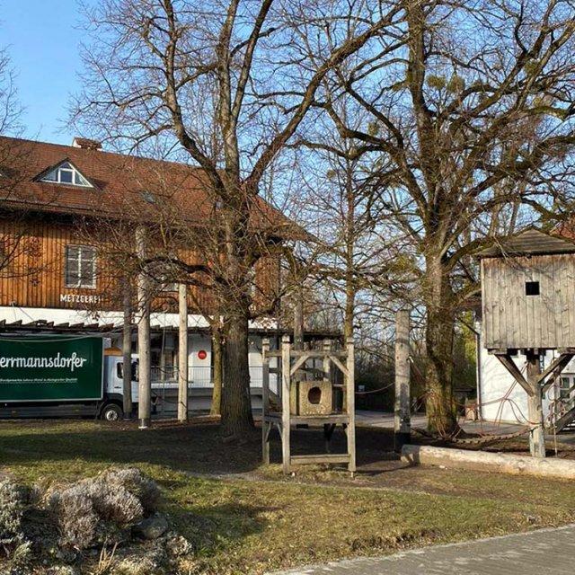 Fruehling in Herrmanacnsdorf